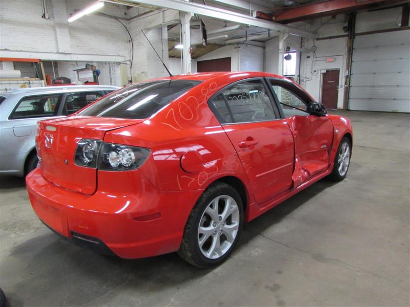 Parting out 2007 Mazda 3 - Stock # 170280 - Tom's Foreign ...