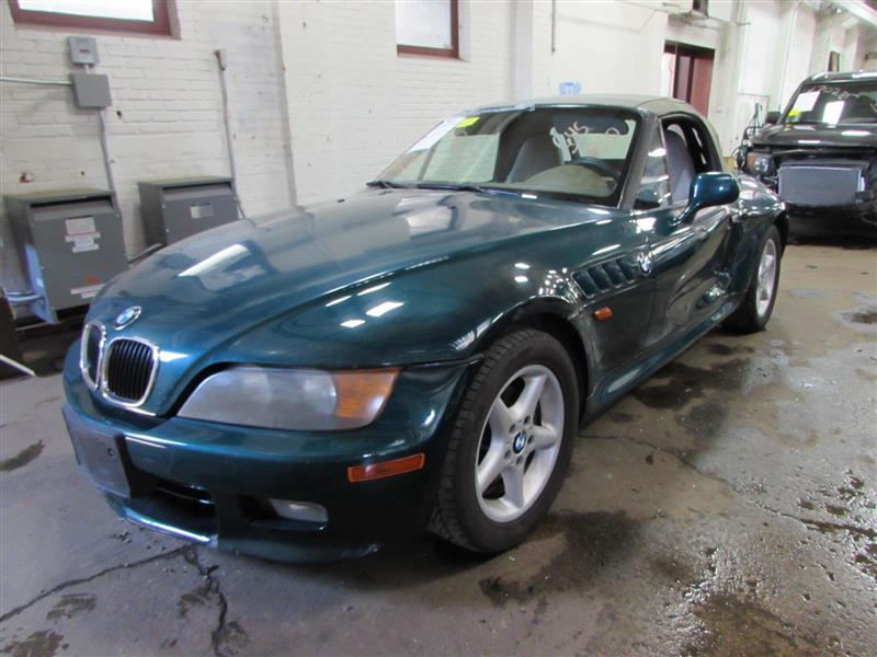 Parting Out 1997 Bmw Z3 Stock 170283 Tom S Foreign