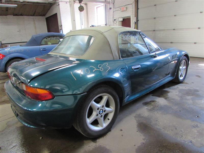 Foreign Auto Imports >> Parting out 1997 BMW Z3 - Stock # 170283 - Tom's Foreign Auto Parts - Quality Used Auto Parts