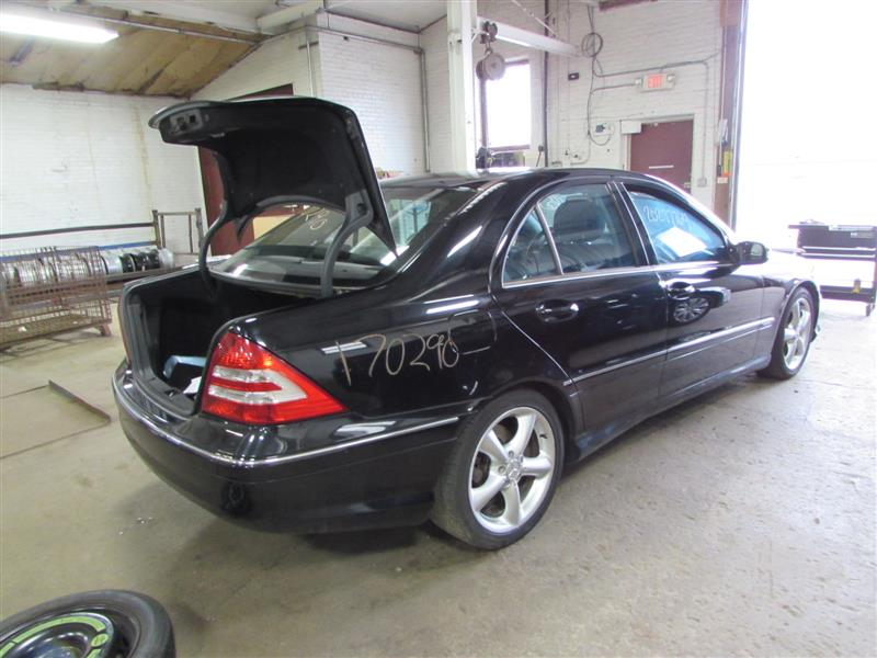 Parting out 2006 mercedes c230 stock 170290 tom 39 s for Mercedes benz c230 performance parts