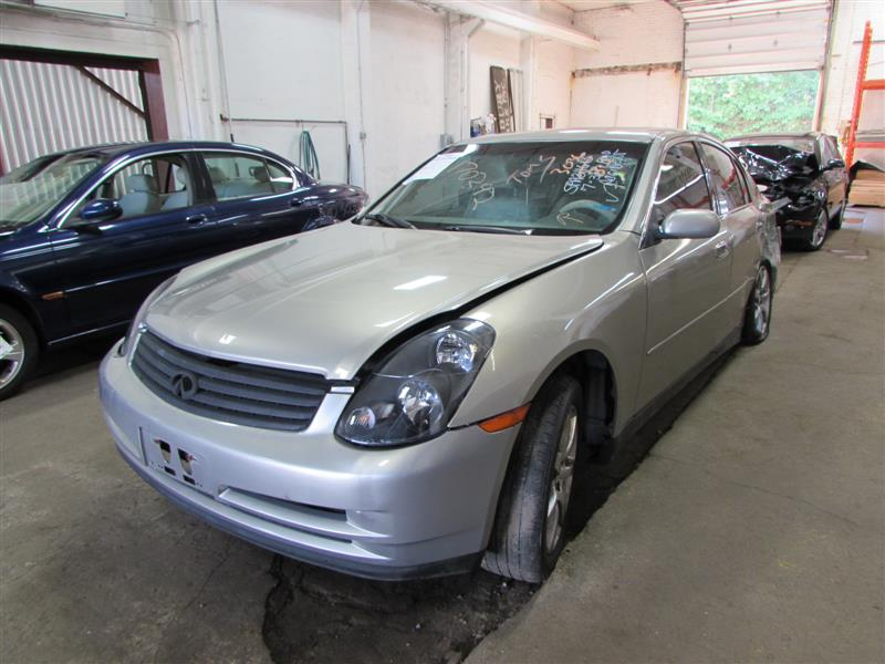 parting out 2004 infiniti g35 stock 170292 tom 39 s foreign auto parts quality used auto parts. Black Bedroom Furniture Sets. Home Design Ideas