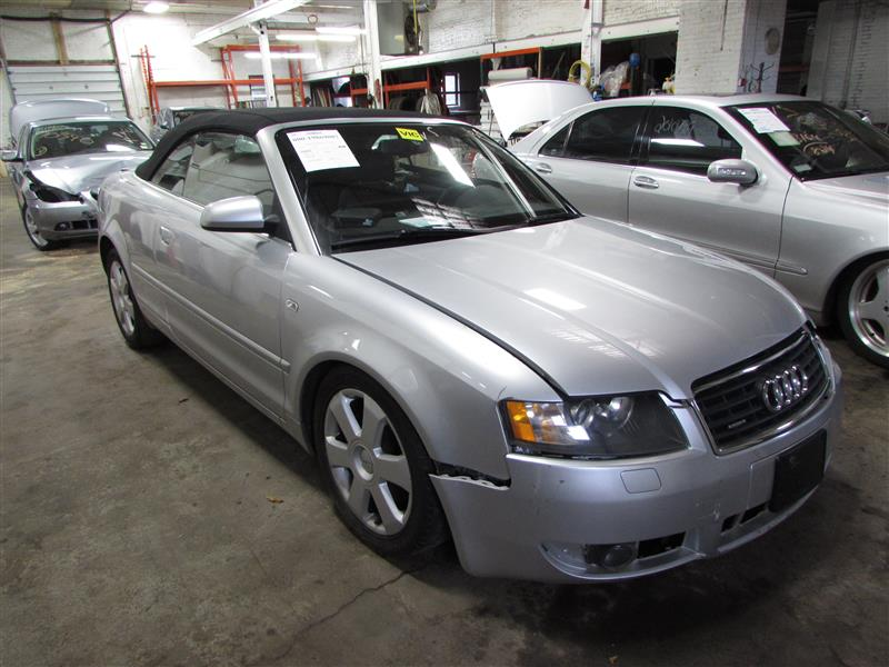 parting out 2006 audi a4 stock 170323 tom 39 s foreign auto parts quality used auto parts. Black Bedroom Furniture Sets. Home Design Ideas