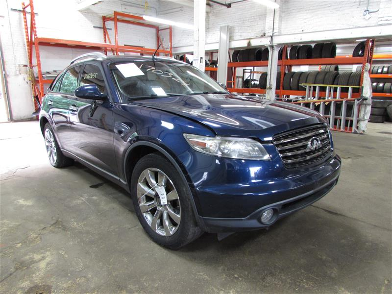 parting out 2005 infiniti fx35 stock 170324 tom 39 s foreign auto parts quality used auto parts. Black Bedroom Furniture Sets. Home Design Ideas