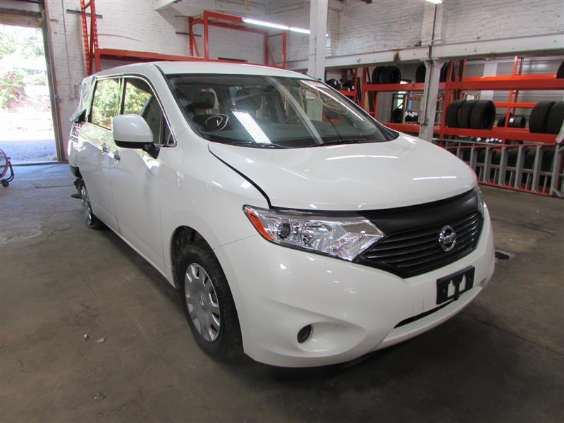 Quest Auto Parts >> Parting Out 2016 Nissan Quest Stock 170381 Tom S Foreign Auto