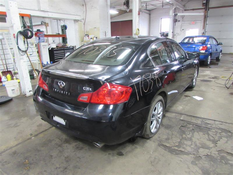 parting out 2007 infiniti g35 stock 170395 tom 39 s foreign auto parts quality used auto parts. Black Bedroom Furniture Sets. Home Design Ideas