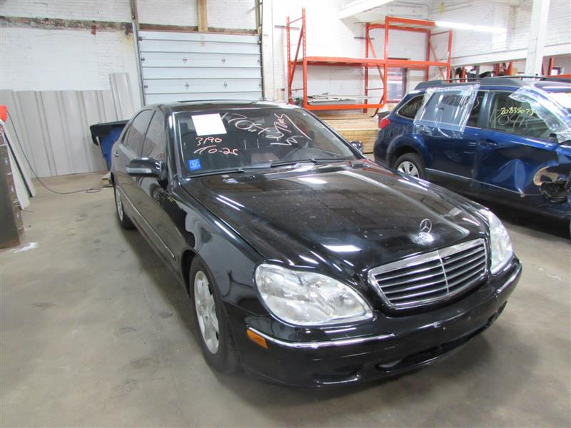 Parting out 2001 mercedes s430 stock 170423 tom 39 s for Mercedes benz s430 parts