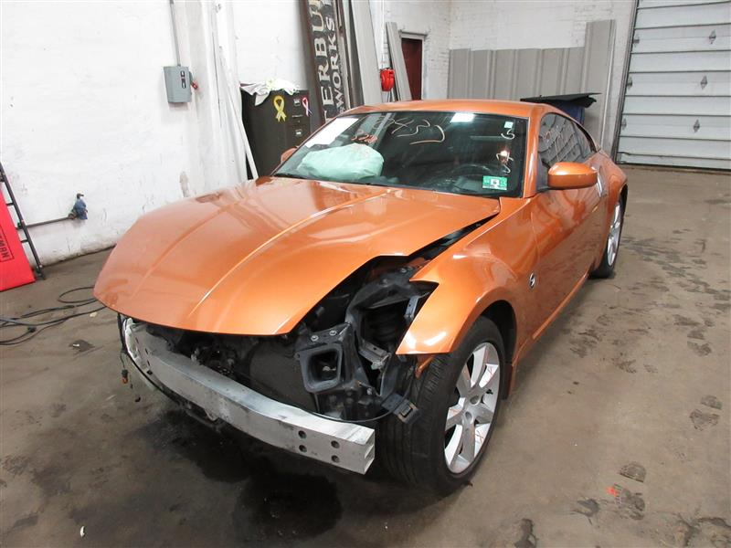 parting out 2004 nissan 350z stock 170437 tom 39 s. Black Bedroom Furniture Sets. Home Design Ideas
