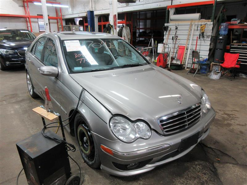 Parting out 2007 mercedes c230 stock 170452 tom 39 s for Mercedes benz c230 performance parts