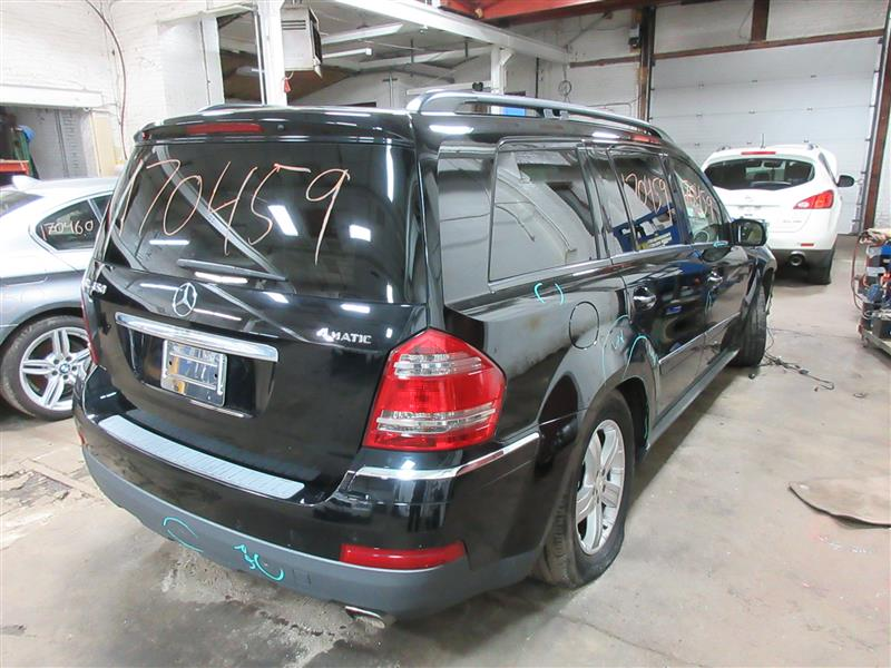 Used 2010 mercedes benz ml350 exterior door panels for Mercedes benz ml350 accessories