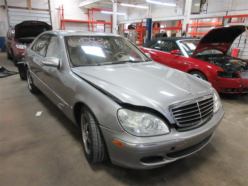 Parting out 2003 mercedes s430 stock 170486 tom 39 s for Mercedes benz s430 parts