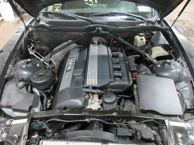 Parting Out 2005 Bmw Z4 Stock 180065 Tom S Foreign