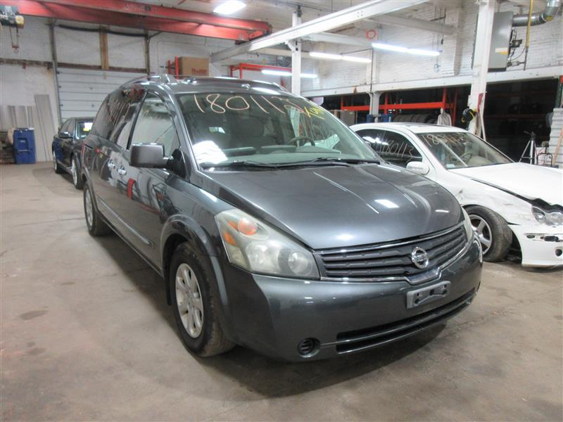 Quest Auto Parts >> Parting Out 2007 Nissan Quest Stock 180112 Tom S