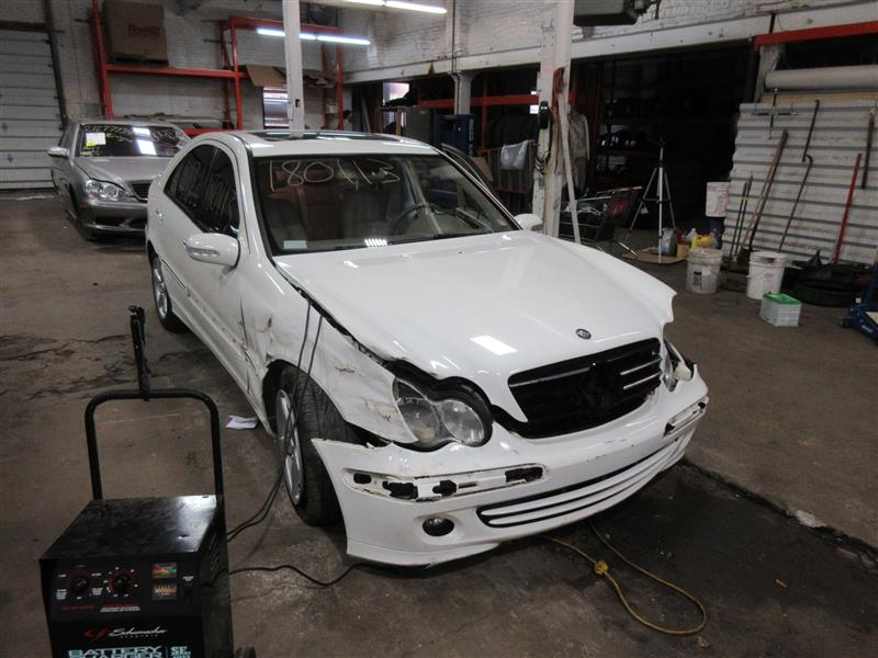 Parting Out 2006 Mercedes C280 Stock 180113 Tom 39 S