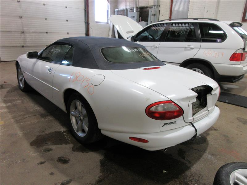 Parting out 1997 Jaguar XK8 - Stock # 180130 - Tom's Foreign