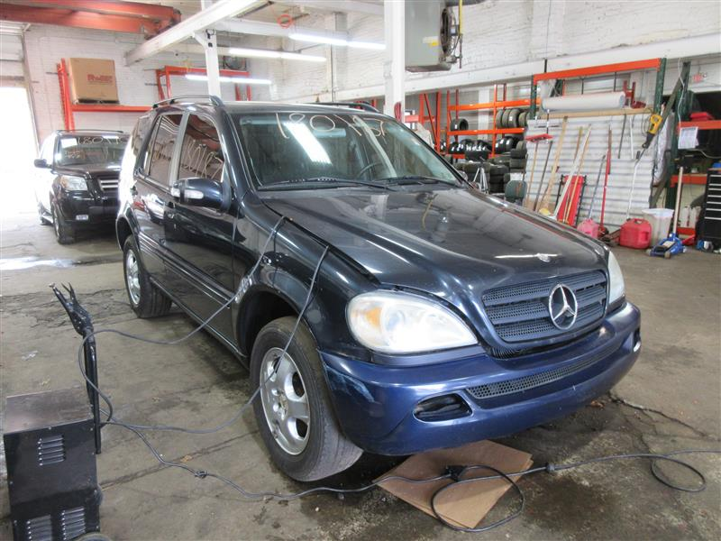 Parting out 2003 mercedes ml350 stock 180187 tom 39 s for Mercedes benz ml350 parts