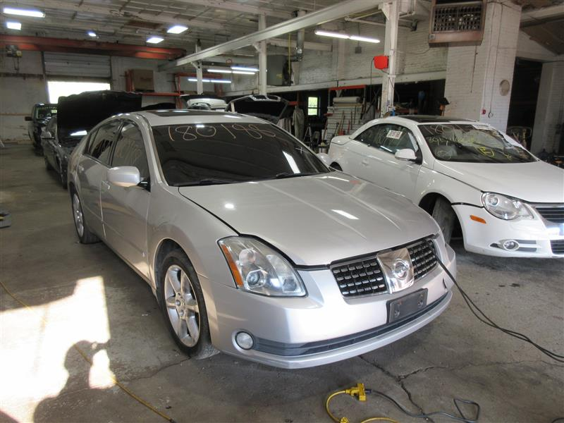 parting out 2004 nissan maxima stock 180188 tom 39 s foreign auto parts quality used auto parts. Black Bedroom Furniture Sets. Home Design Ideas