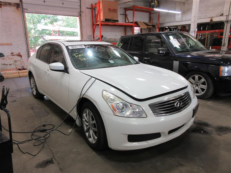 parting out 2009 infiniti g37 stock 180205 tom 39 s foreign auto parts quality used auto parts. Black Bedroom Furniture Sets. Home Design Ideas