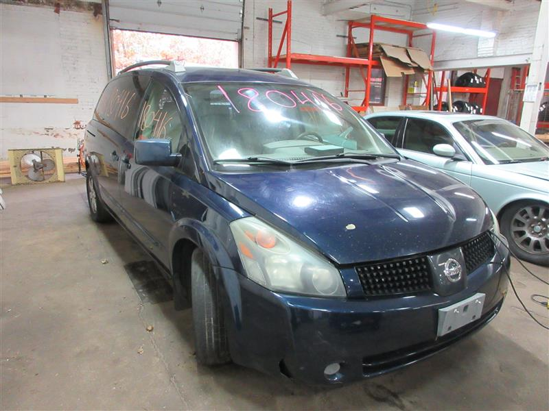 Quest Auto Parts >> Parting Out 2005 Nissan Quest Stock 180416 Tom S