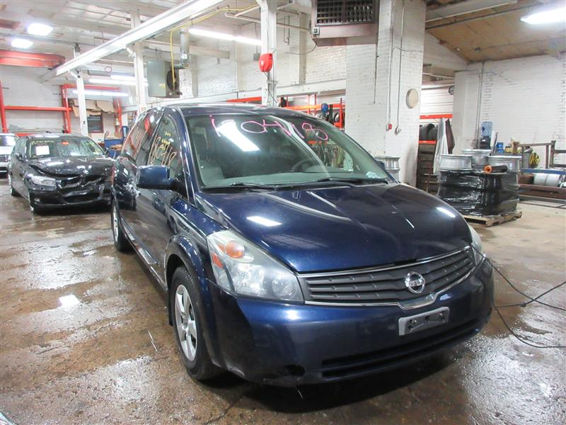 Quest Auto Parts >> Parting Out 2007 Nissan Quest Stock 180418 Tom S