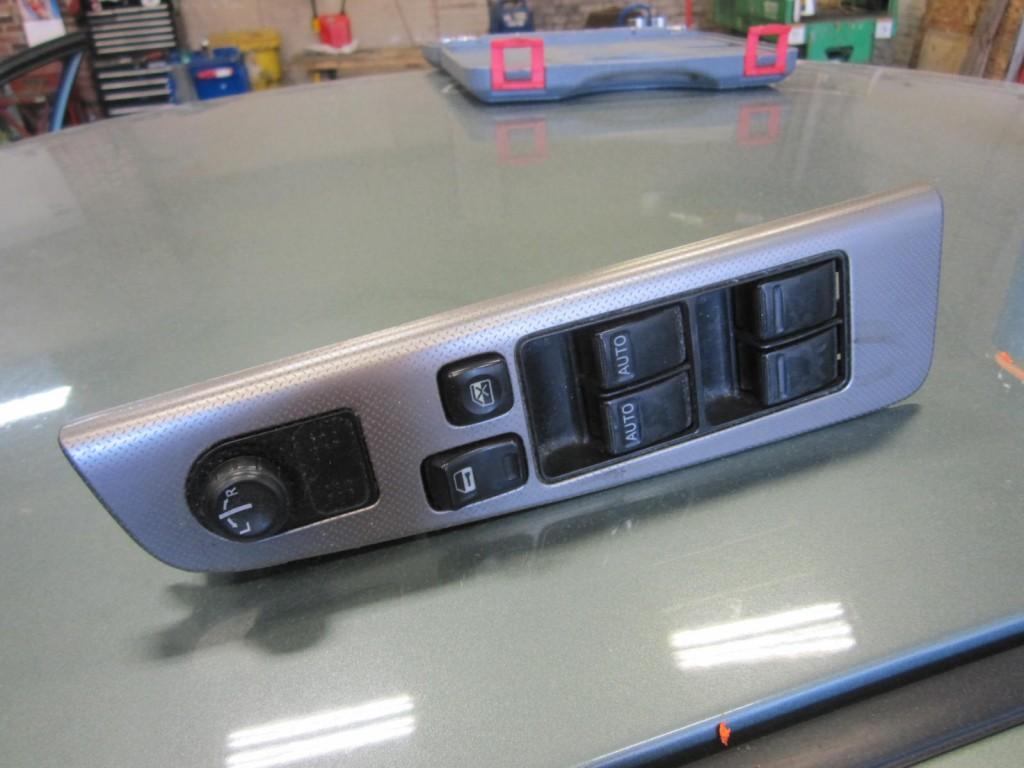 Drivers Side Master Window Switch Altima
