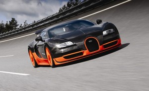 fastest production car world record false